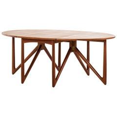 Niels Kofoed Dining Table by Niels Kofoed in Denmark