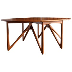 Niels Kofoed Gate-Leg Dining Table