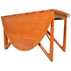 Niels Kofoed Model 304 Gateleg Dining Table in Teak