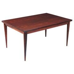 Niels Møller Model-254 Rosewood Dining Table for J.L. Møllers Møbelfabrik