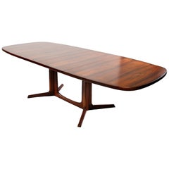 Niels Møller Rosewood Expandable Dining Table