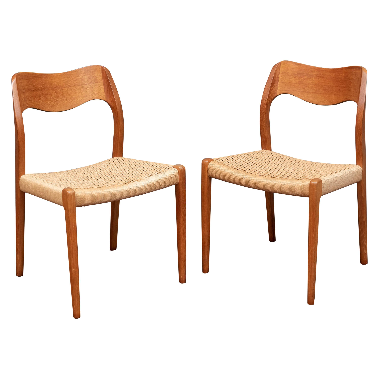 Model 71 Chair