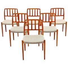 Niels Otto Møller Chairs