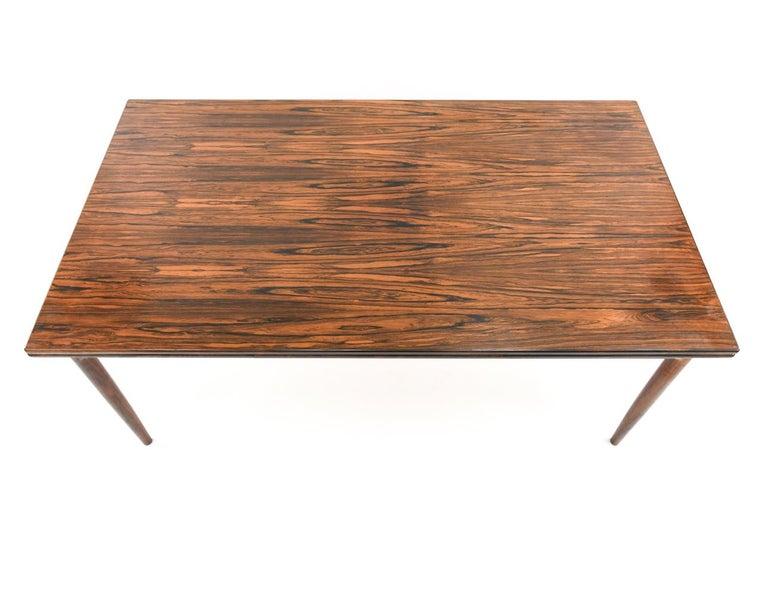 Danish Niels O. Møller for J.L Møllers Møbelfabrik Rosewood Dining Table For Sale