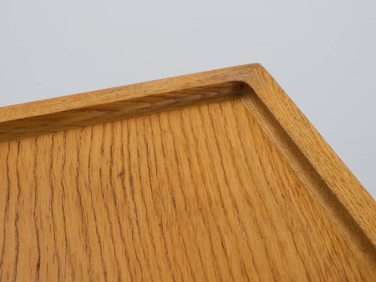 Scandinavian Modern Niels O. Møller Oak Sideboard For Sale