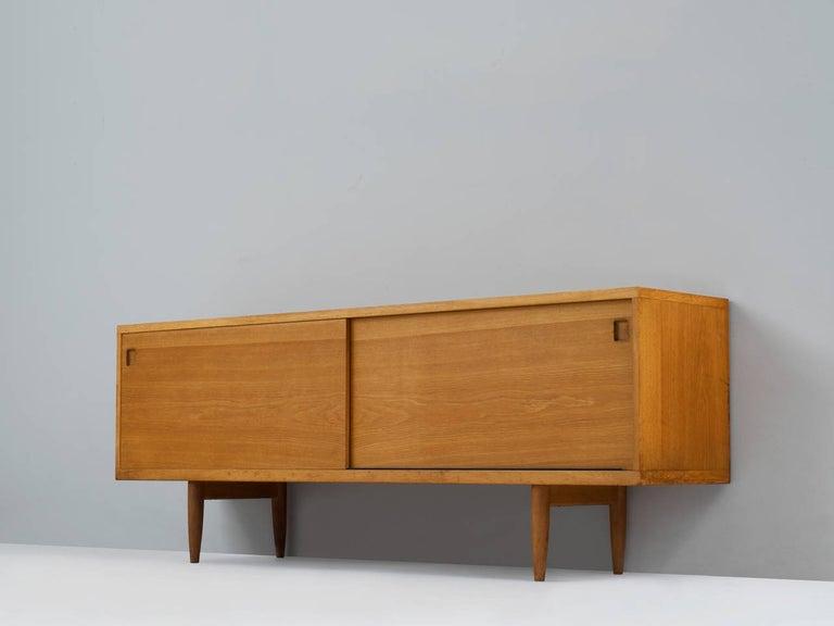 Danish Niels O. Møller Oak Sideboard For Sale