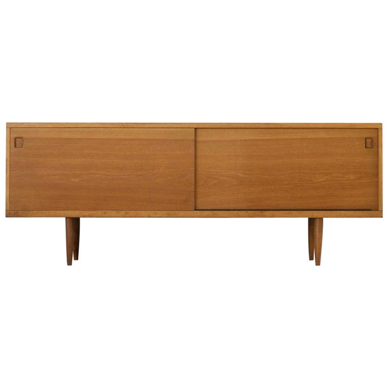 Niels O. Møller Oak Sideboard For Sale