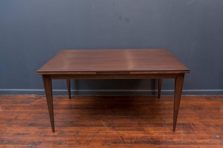 Danish Niels O. Moller #12 Rosewood Dining Table For Sale
