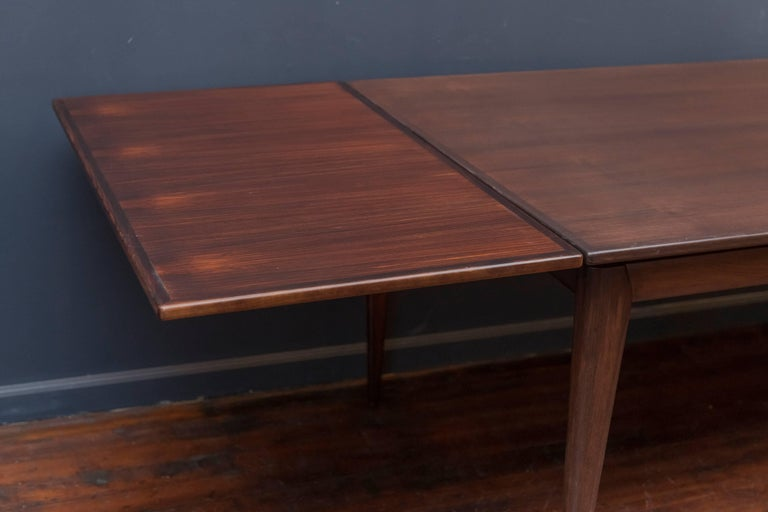 Late 20th Century Niels O. Moller #12 Rosewood Dining Table For Sale