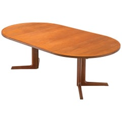 Niels Otto Møller Dining Table in Teak