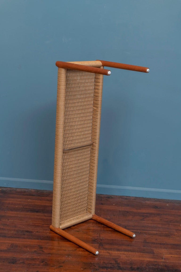 Papercord Niels Otto Moller Bench Model 63A For Sale