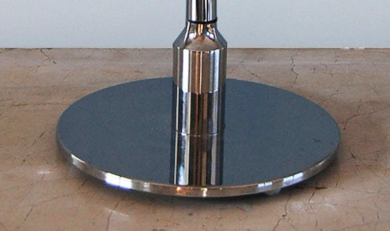 Danish Niels Rasmussen Thykier, Table Light, Origin: Denmark, Circa 1940 For Sale