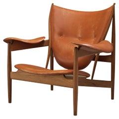 Niels Vodder's Own 'Chieftain' Lounge Chair by Finn Juhl