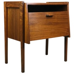 Nightstand or Side Table by Jens Risom, 1960s