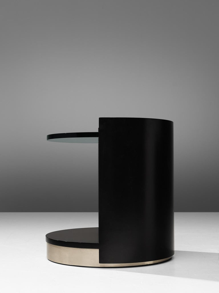 Nightstands by Gianni Moscatelli for Formanova For Sale 3