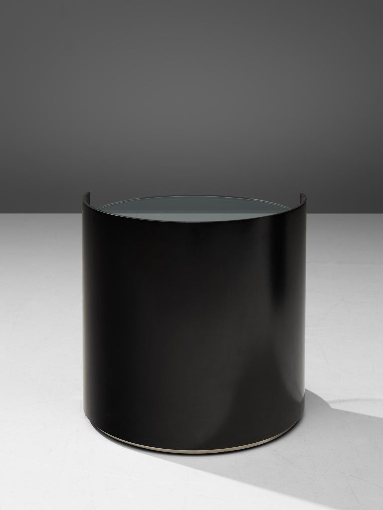 Nightstands by Gianni Moscatelli for Formanova For Sale 4