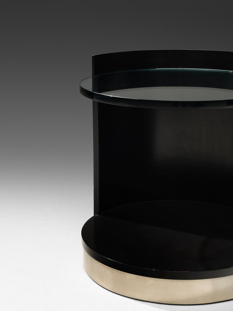 Nightstands by Gianni Moscatelli for Formanova For Sale 5