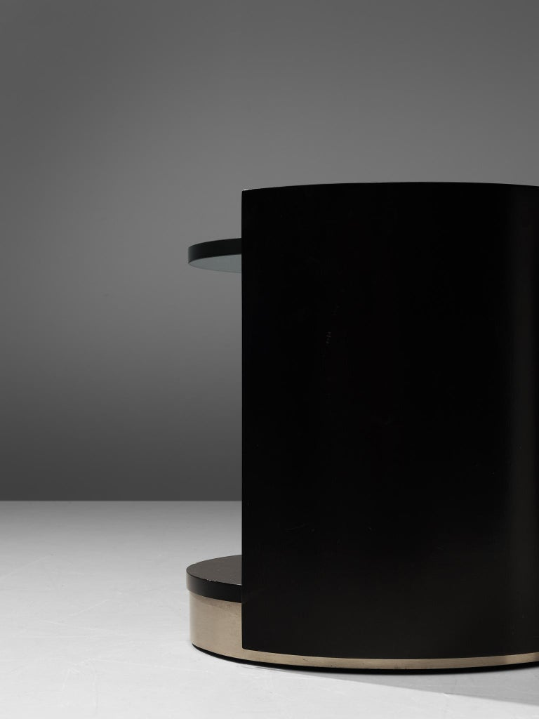 Nightstands by Gianni Moscatelli for Formanova For Sale 7