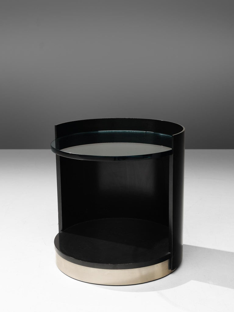Nightstands by Gianni Moscatelli for Formanova For Sale 2