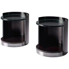 Nightstands by Gianni Moscatelli for Formanova