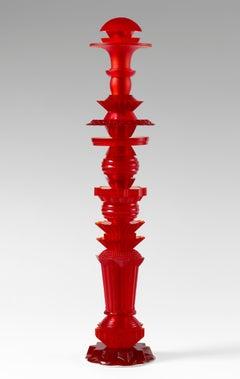 Liquid Sunshine: Raspberry Tower