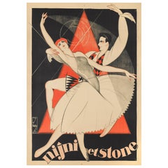 Nijni Et Stone 'French Ballet'