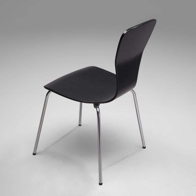 Lacquered 'Nikke' Dining Chairs by Tapio Wirkkala For Sale