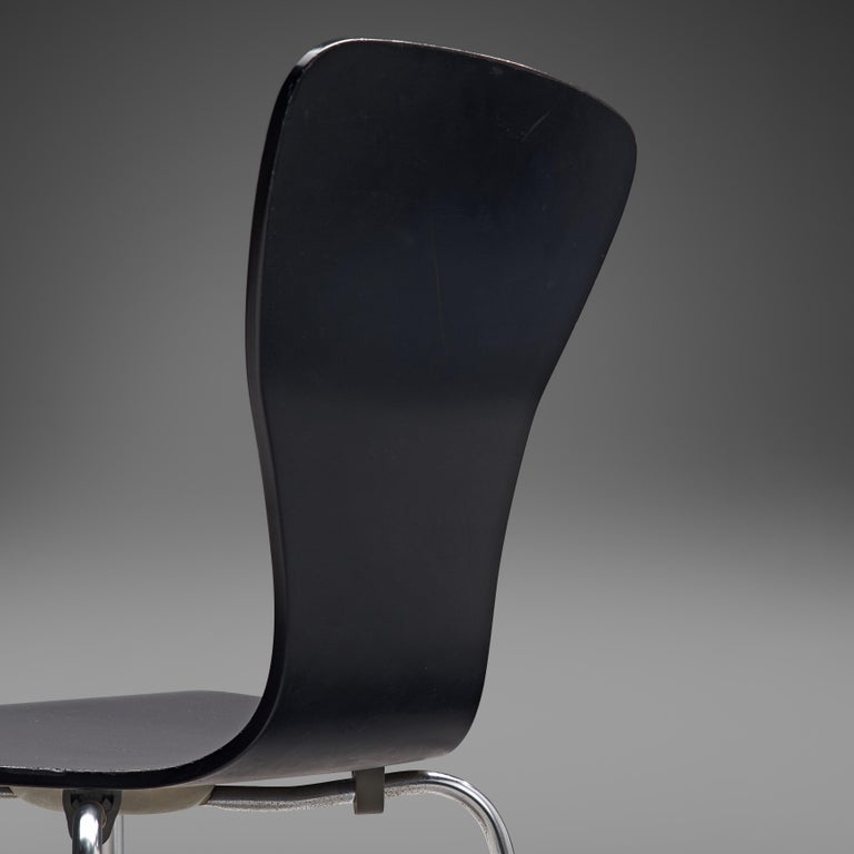 Mid-20th Century 'Nikke' Dining Chairs by Tapio Wirkkala For Sale