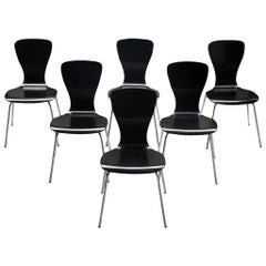 'Nikke' Dining Chairs by Tapio Wirkkala