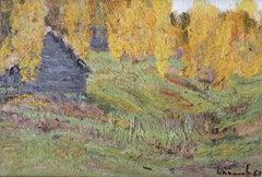 Peasant's Hut in the Field