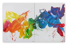 Emotions (Abstract painting)