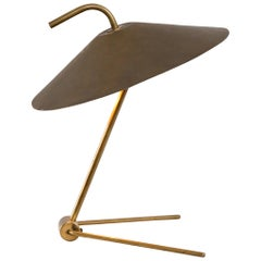 Nikolay Diulgheroff Table Lamp in Brass