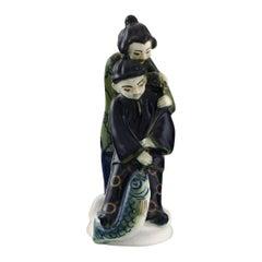 Japonisme Serveware, Ceramics, Silver and Glass