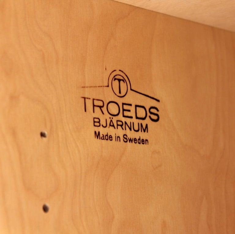Nils Jonsson, Arild Oak Sideboard, Troeds, 1960s For Sale 8