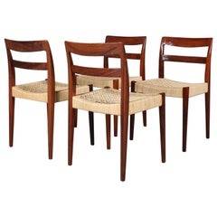 Nils Jonsson Four Chairs