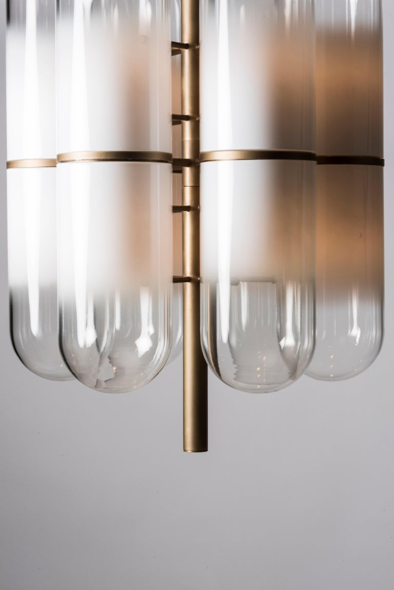 Modern Nilufar Gallery Charlotte M Ceiling Lamp by Federico Peri For Sale
