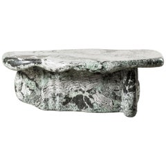 Nilufar Gallery Guise 1 Scagliola Coffee Table by Odd Matter