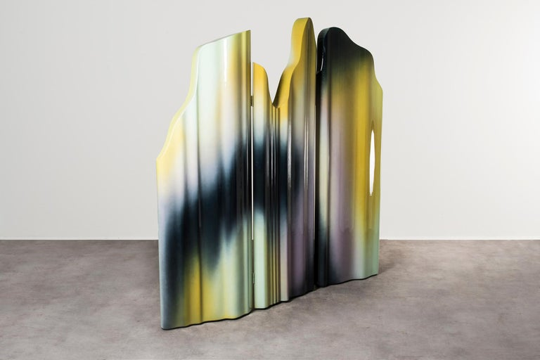 Modern Nilufar Gallery Guise Screen by Odd Matter For Sale