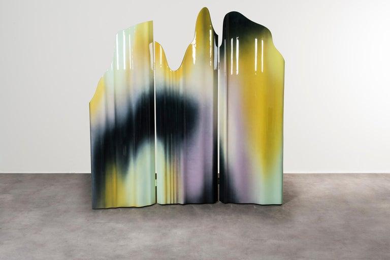 Dutch Nilufar Gallery Guise Screen by Odd Matter For Sale