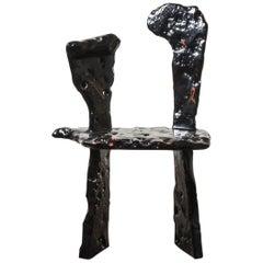 Nilufar Gallery New Labi Chair by Alberto Vitelio