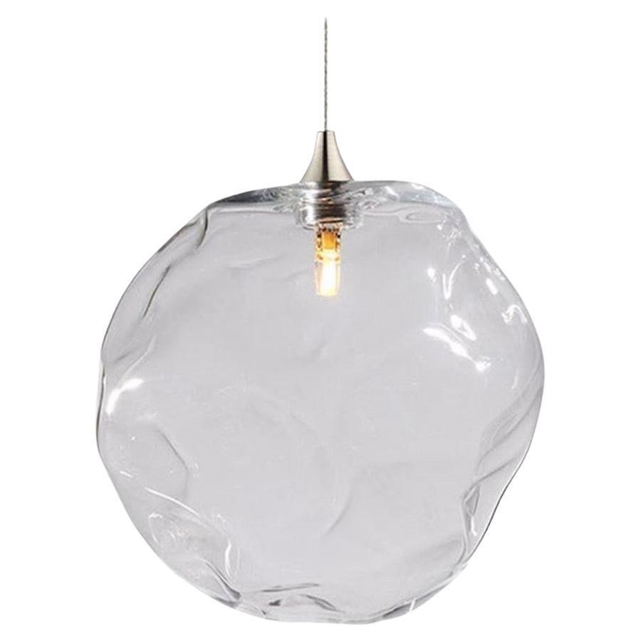 Nimbus 1, Blown Glass Pendant by Shakuff