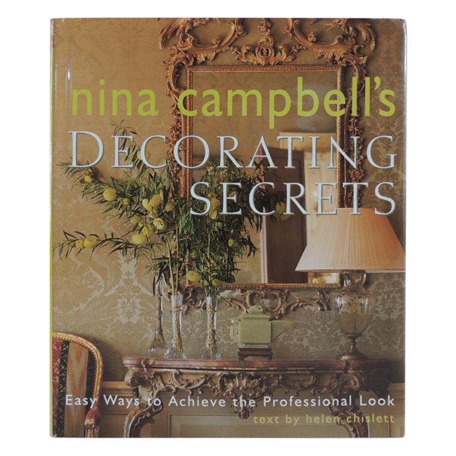 Nina Campbell's Decorating Secrets Book