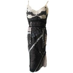 Nina Ricci inspired Lingerie Dress Size 40 Fr,