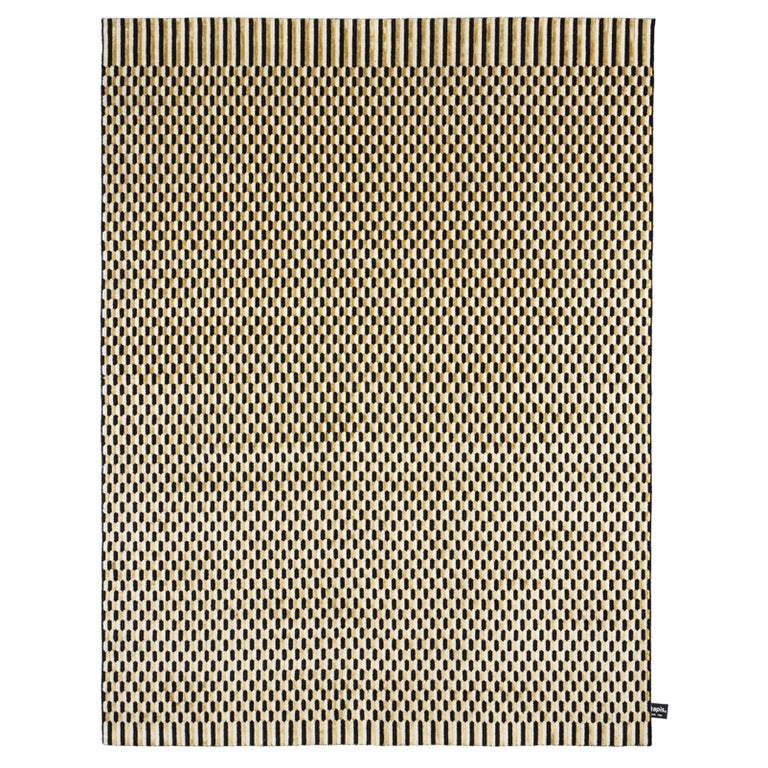 For Sale: Gold Nino Rug by CC-Tapis