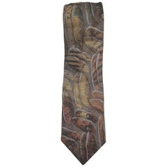 Nino Salzano multicoloured silk tie