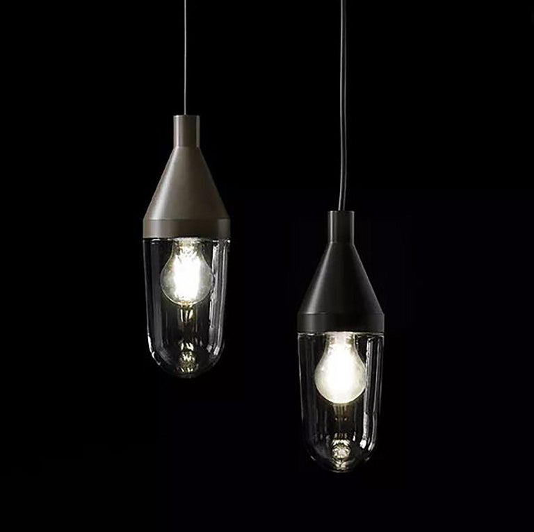 Contemporary Niwa Outdoor Lamp by Christophe Pillet for Oluce For Sale