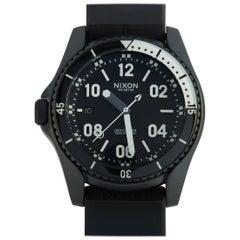 Nixon Descender Sport All Black Watch A960-001-00