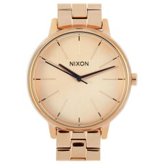 Nixon Kensington All Rose Gold Watch A099-897-00