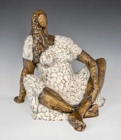 """""""Woman"""" Bronze Sculpture"""