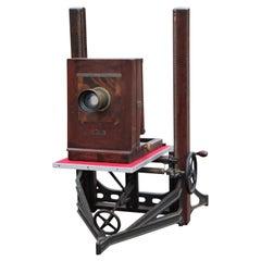 No. 10 A Century Studio Antique Camera by Folmer Graflex Corporation